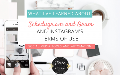 What I've Learned about Schedugr.am and Grum and Instagram's Terms Of Use