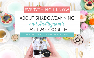 Everything I Know About Instagram's Hashtag Problem and Shadowbanning